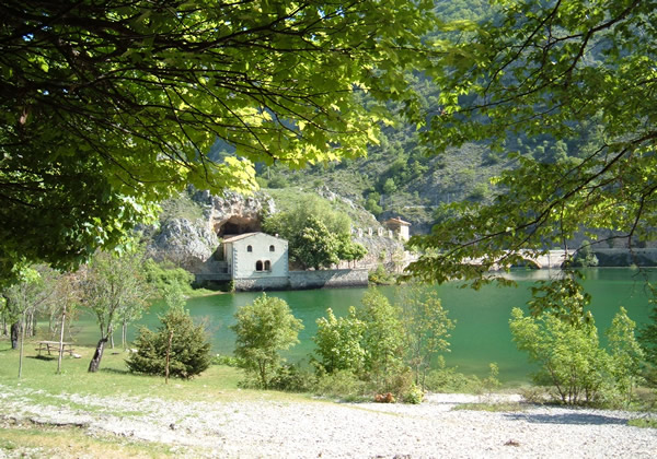 Villa Del Lago Scanno
